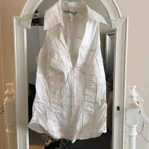 Marciano by guess white dress shirt